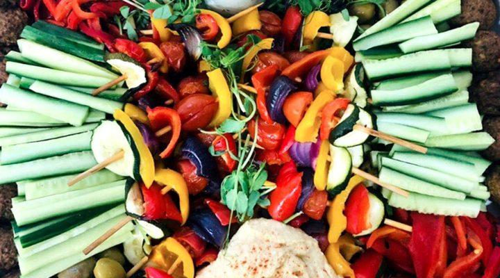 Outside Catering | Graze Option | Freda's Deli | Knowle | Solihull